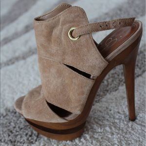Jessica Simpson Stilettos